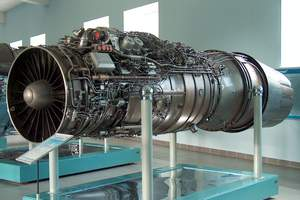 двигател АЛ-31Ф