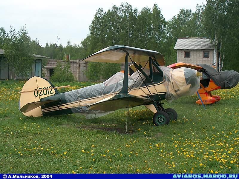 Строим самолёт своими руками 115
